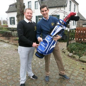 Pro Golf Tour Coaching mit Max